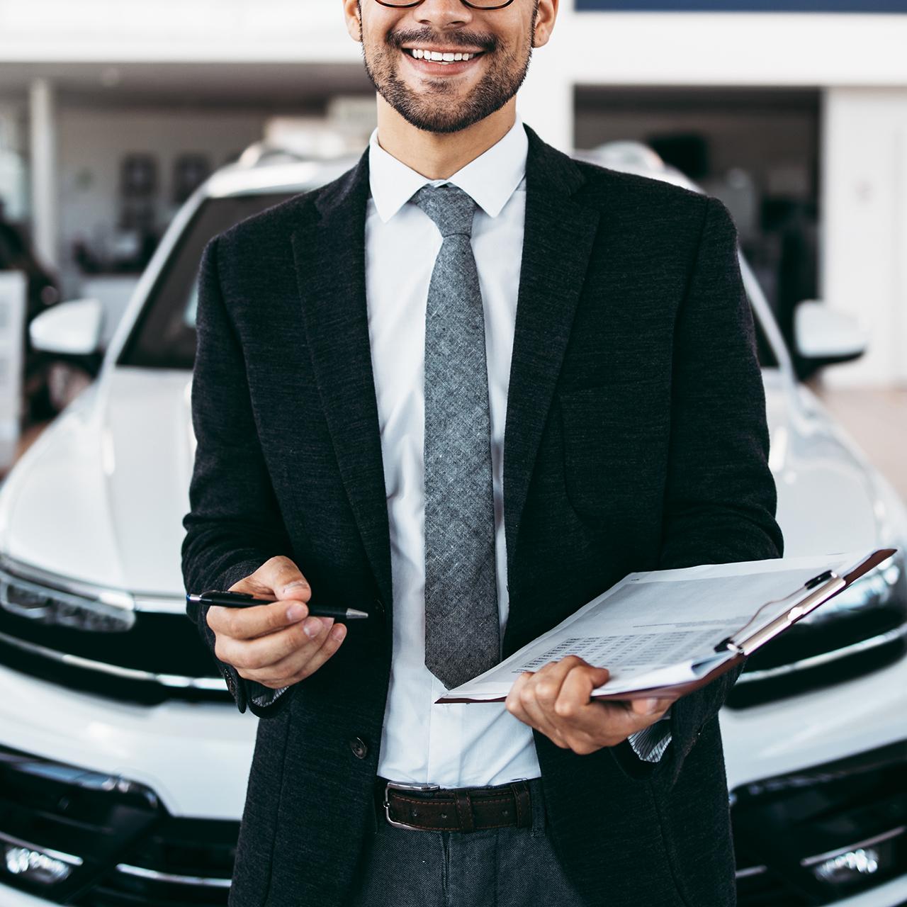 car broker service